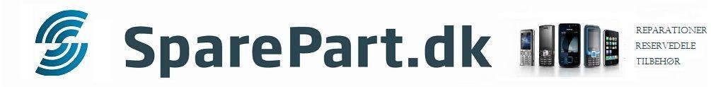 SparePart.dk - Tilbehør og reservedele til smartphones og mobiltelefoner