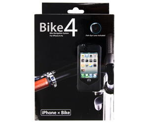 Apple iPhone 4/4S Bike Holder White