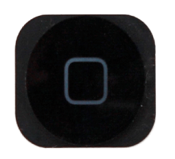 Apple iPhone 5C Home Button Black