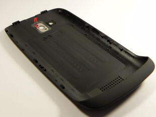 Nokia Lumia 610 Batteri Cover Sort