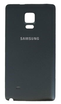 Samsung Galaxy Note Edge Batteri Cover Sort