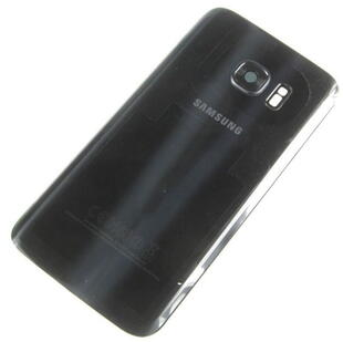Samsung SM-G930F Galaxy S7  Batteri Cover Sort