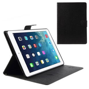 Mercury Goospery Fancy Diary Case for iPad Air - Black