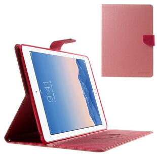 MERCURY Goospery Fancy Diary for iPad Air 2 - Pink/Red