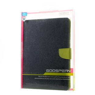 MERCURY Goospery Fancy Diary Case for iPad Air - Blue/Green