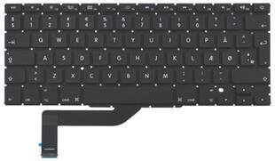 MacBook Pro 15'' A1398 Keyboard Nordic Layout