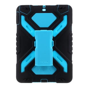 PEPKOO Spider Series for iPad 9.7-inch (2017/2018) Blue/Black