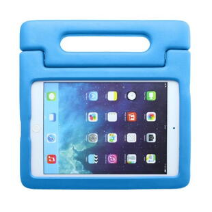 Kids-friendly EVA Shockproof Case til iPad Air Blå