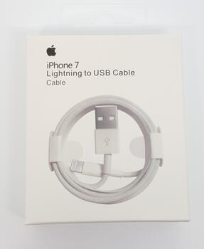 Apple Lightning-USB Data Cable Blister