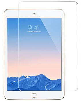 Apple iPad Mini 4/5 Anti Crack Glass Protection Bulk