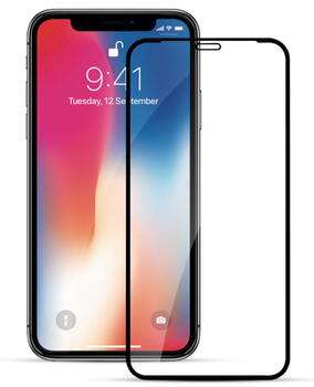 Nordic Shield iPhone X/XS/11 Pro  3D Curved Screen Protector (Bulk)