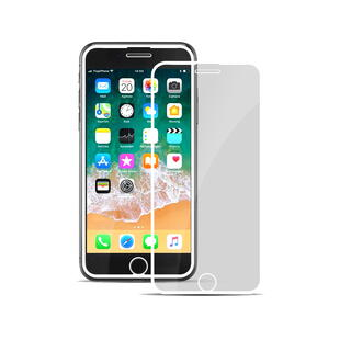 Nordic Shield iPhone 6/6S/7/8 Plus 3D Curved Screen Protector White (Bulk)