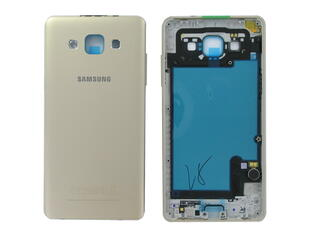 Samsung Galaxy A5 Bag Cover Guld