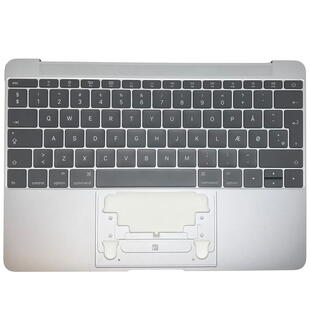 MacBook 12'' A1534  Keyboard Nordic Layout Space Grey