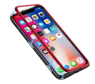 Apple iPhone X/XS Magnetic Case Red