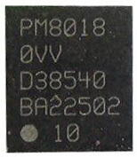 Baseband Power Management IC PM8018