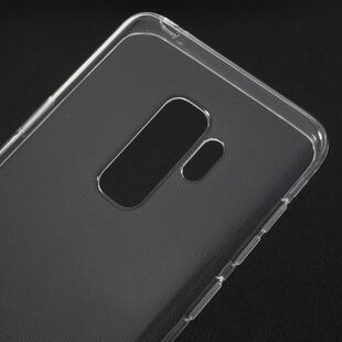Clear TPU Protective Case for Samsung S9+