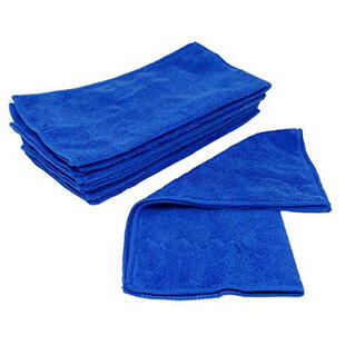 Microfiber Cleaning Cloths 30x30cm