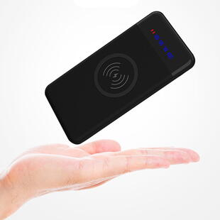 Power Bank Wireless Fast Charger