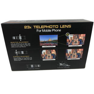 Telephoto Lens For Mobile Phone 23x