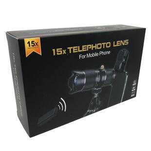 Telephoto Lens For Mobile Phone 15x