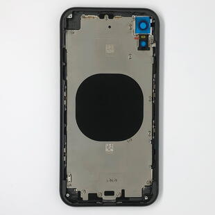 Back Cover for Apple iPhone XR Black