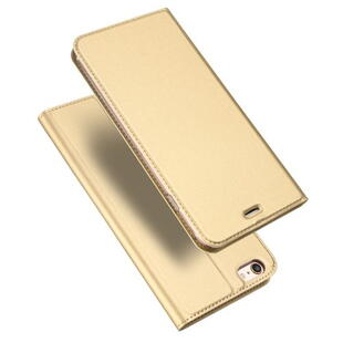 DUX DUCIS Skin Pro Flip Case for iPhone 6 Plus/6S Plus Gold