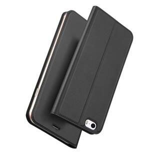 DUX DUCIS Skin Pro Flip Case for iPhone 5/5S/SE Dark Grey