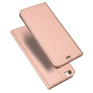 DUX DUCIS Skin Pro Flip Cover til iPhone 5/5S/SE Rose Gold