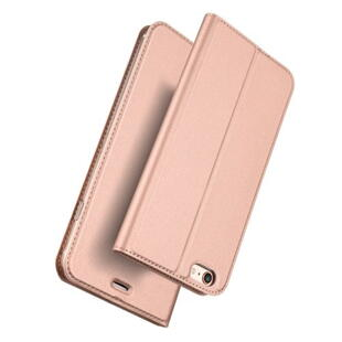 DUX DUCIS Skin Pro Flip Case for iPhone 5/5S/SE Rose Gold