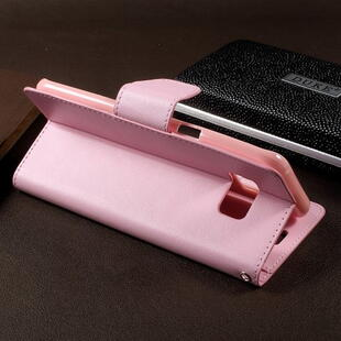 MERCURY GOOSPERY Sonata Diary Case for Samsung S8 Plus Pink