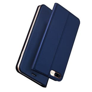 DUX DUCIS Skin Pro Flip Case for iPhone 7 Plus/8 Plus Dark Blue