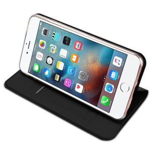 DUX DUCIS Skin Pro Flip Case for iPhone 6/6S Black