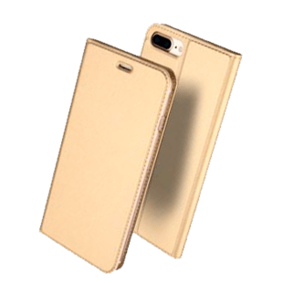 DUX DUCIS Skin Pro Flip Case for iPhone 7 Plus/8 Plus Gold
