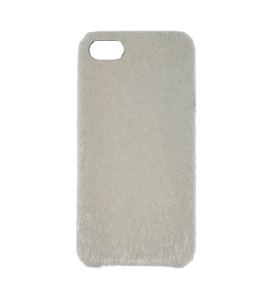 Horse Hair Hard Case for iPhone 7/8 White