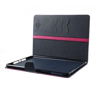 "Mercury Goospery Fancy Diary Case for iPad Pro 9.7"" - Rose/Dark Blue"