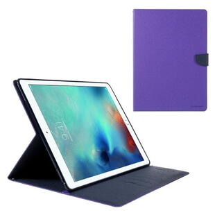 "Mercury Goospery Fancy Diary Case for iPad Pro 12.9"" (1. gen.) - Purple/Dark Blue"