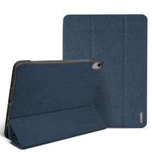 DUX DUCIS Domo Series Tri-fold Case for iPad Pro 11 Blue