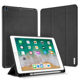 DUX DUCIS Domo Series Tri-fold Case for iPad 9.7 2017/2018 Black