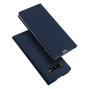 DUX DUCIS Skin Pro Flip Case for Samsung S10+ Dark Blue