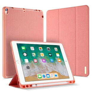 DUX DUCIS Domo Series Tri-fold Case for iPad Pro 10.5 Pink