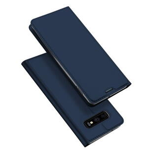 DUX DUCIS Skin Pro Flip Case for Samsung S10e Dark Blue