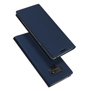 DUX DUCIS Skin Pro Flip Case for Samsung Note 9 Dark Blue