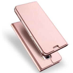 DUX DUCIS Skin Pro Flip Case for Samsung A5 (2017)  Rose Gold