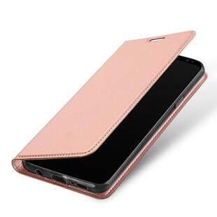 DUX DUCIS Skin Pro Flip Case for Samsung S9+ Rose Gold