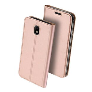 DUX DUCIS Skin Pro Flip Case for Samsung J3 (2017) Rose Gold