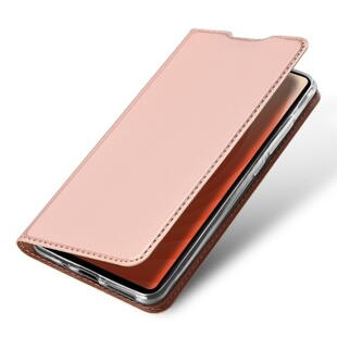 DUX DUCIS Skin Pro Flip Case for Huawei Mate 20 Rose Gold