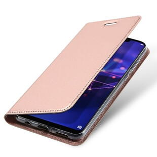 DUX DUCIS Skin Pro Flip Case for Huawei Mate 20 Lite Rose Gold