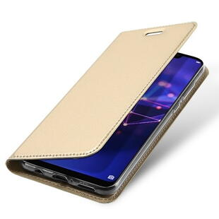 DUX DUCIS Skin Pro Flip Case for Huawei Mate 20 Lite Gold