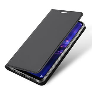 DUX DUCIS Skin Pro Flip Case for Huawei Mate 20 Lite Dark Grey